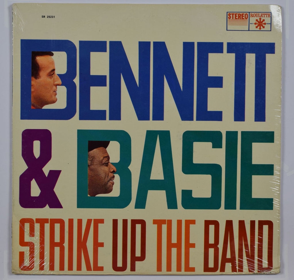 Count Basie/Tony Bennett | Strike Up The Band