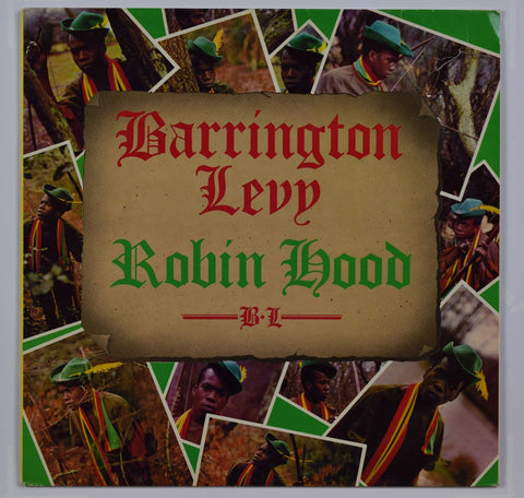 Barrington Levy / Robin Hood