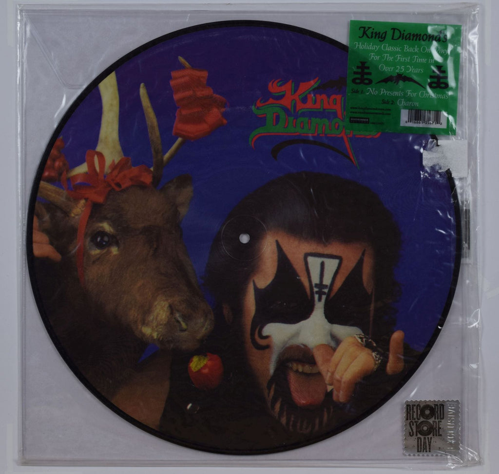 King Diamond | No Presents For Christmas – Rasputin Records