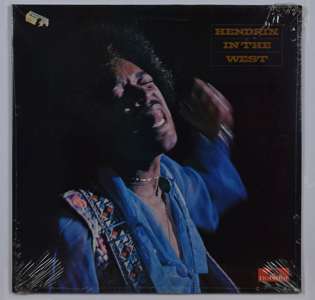 Jimi Hendrix | Hendrix In The West