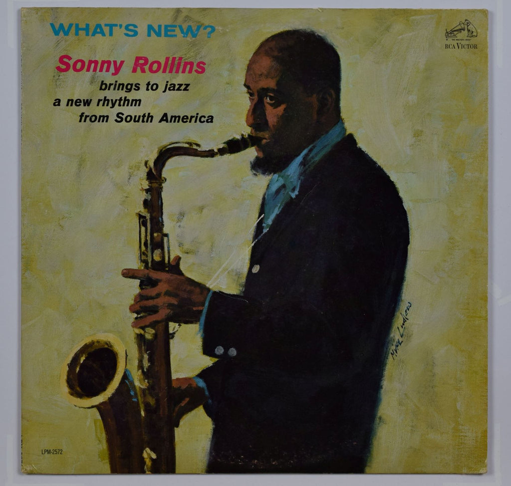 Sonny Rollins | What's New?