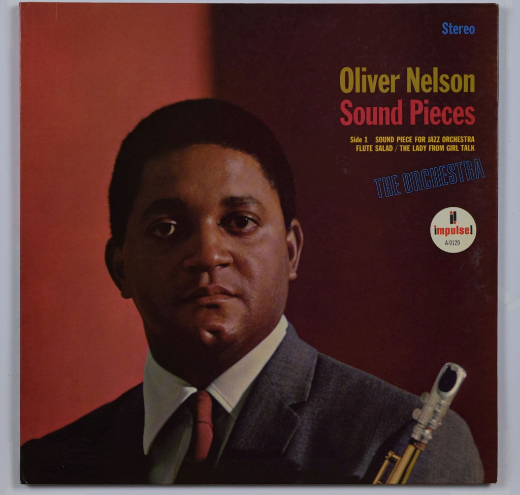 Oliver Nelson | Sound Pieces