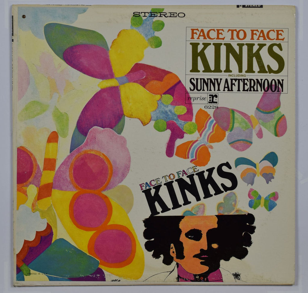 The Kinks | Face To Face