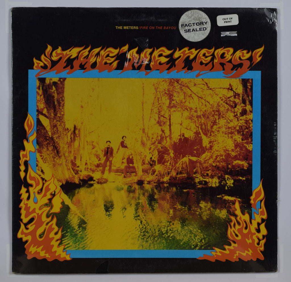 The Meters | Fire On The Bayou