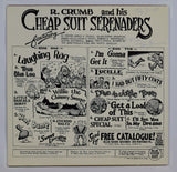 Robert Crumb And His Cheap Suit Serenaders | Robert Crumb And His Cheap Suit Serenaders