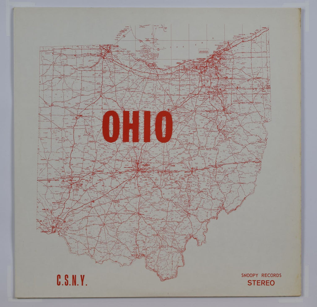 Crosby, Stills, Nash & Young | Ohio