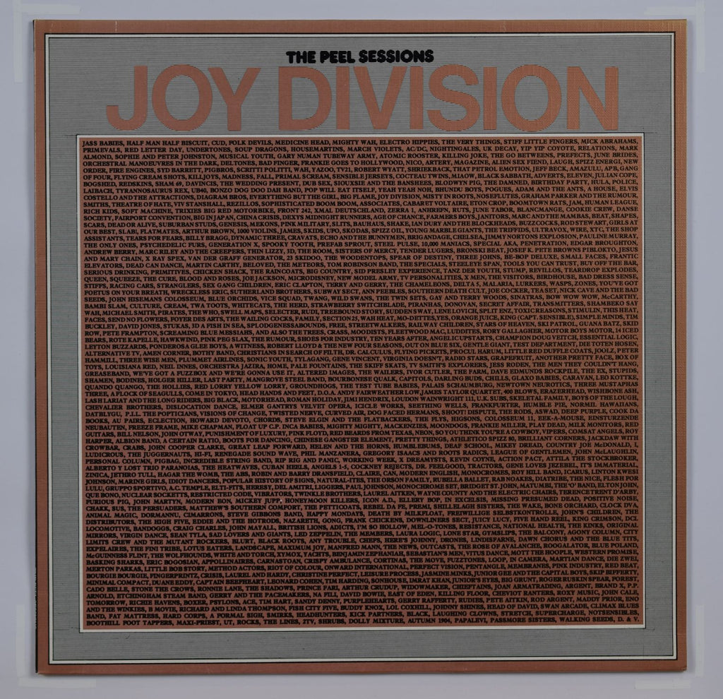 Joy Division | The Peel Sessions
