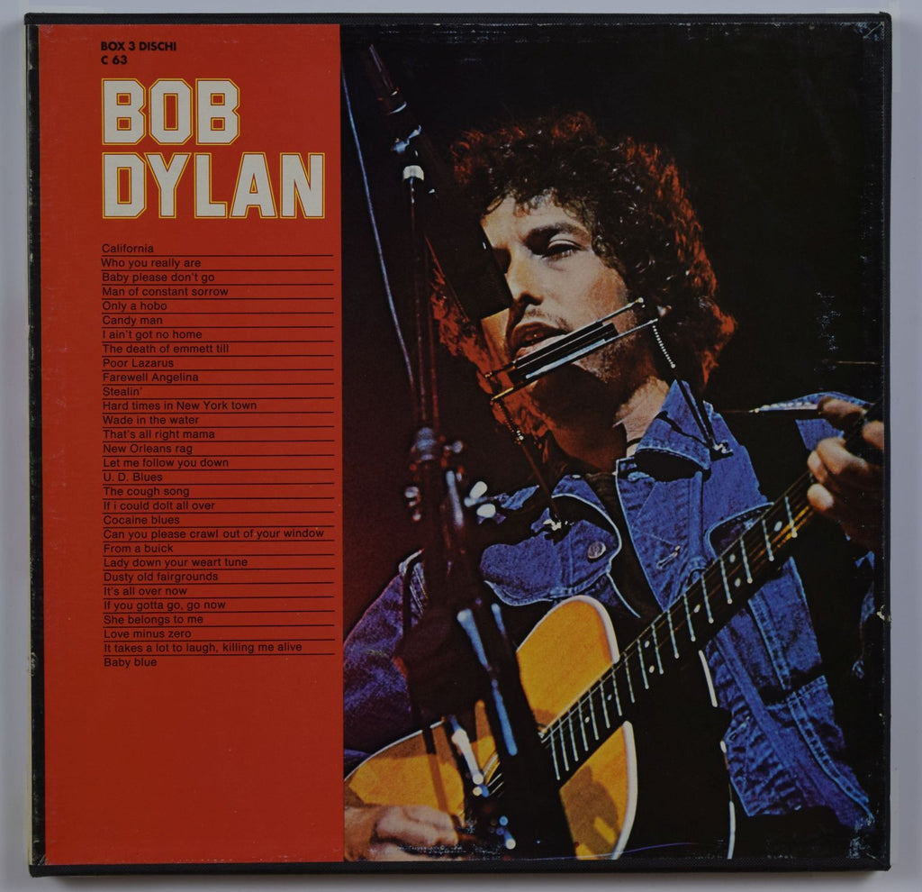 Bob Dylan | A Rare Batch Of Little White Wonder