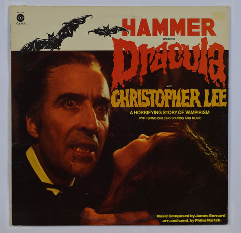 James Bernard/Christopher Lee | Hammer Presents Dracula