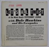 Dale Hawkins | Let's All Twist At The Miami Beach Peppermint Lounge