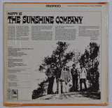 The Sunshine Company | Happy Is The Sunshine Company