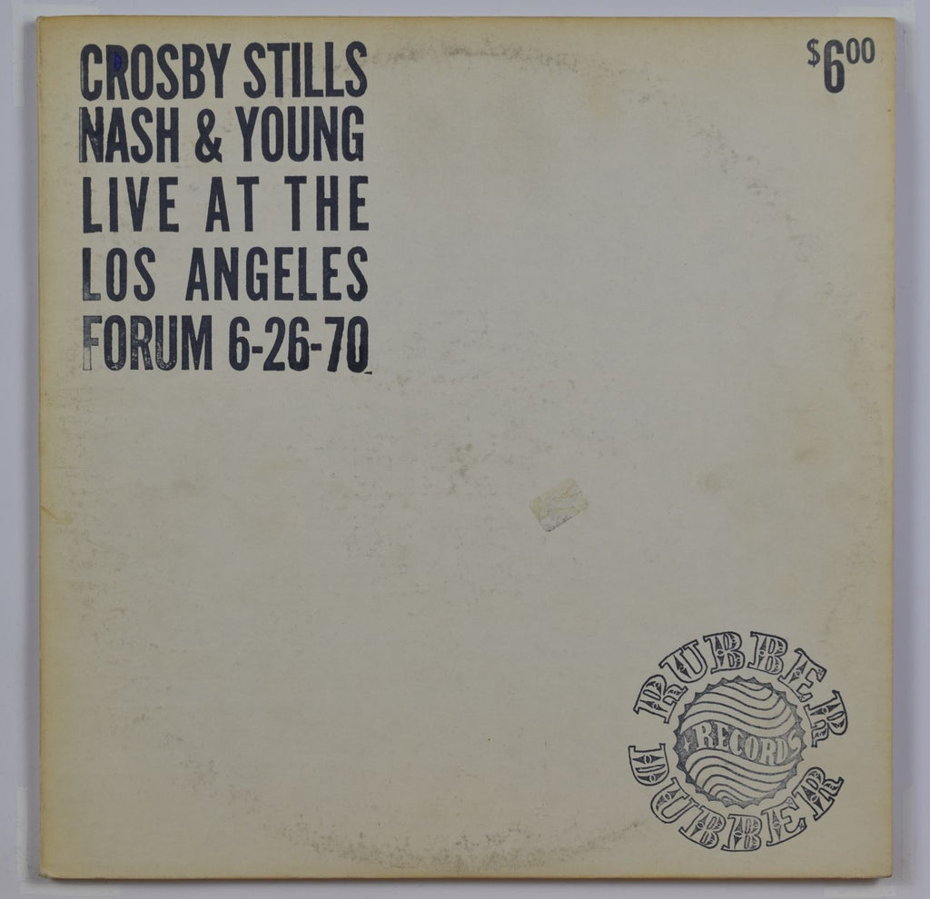 Crosby, Stills, Nash & Young | Live At The Los Angeles Forum 6-26-70