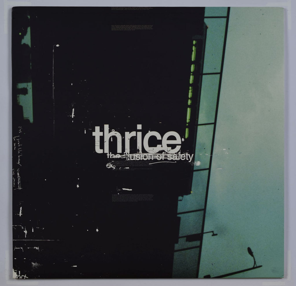 Thrice | The Illusion Of Safety