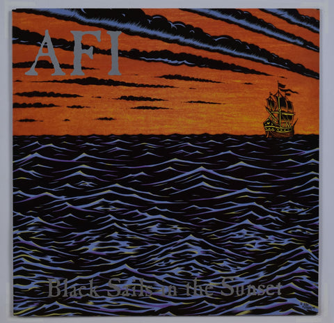 AFI | Black Sails In The Sunset