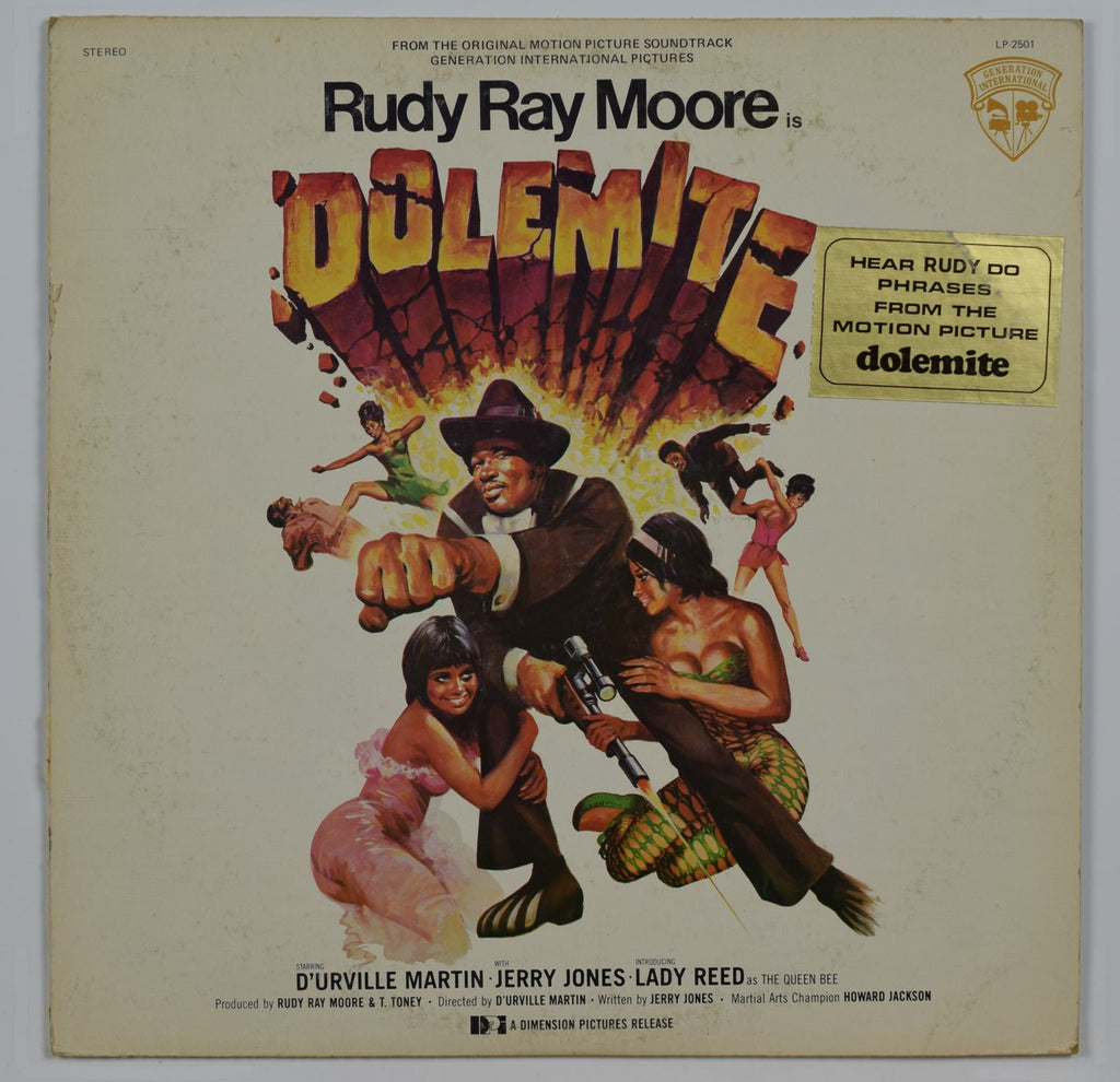 Rudy Ray Moore | Dolemite The Soundtrack