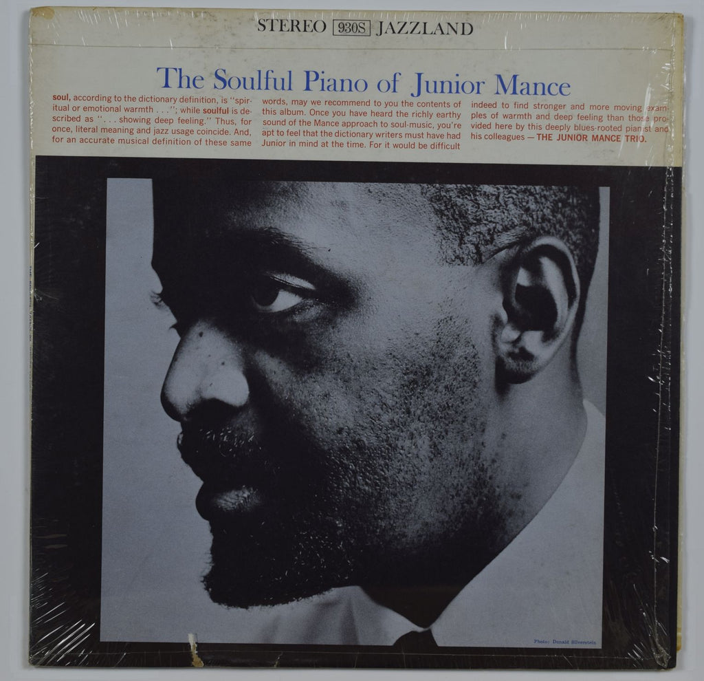 Junior Mance | The Soulful Piano Of Junior Mance