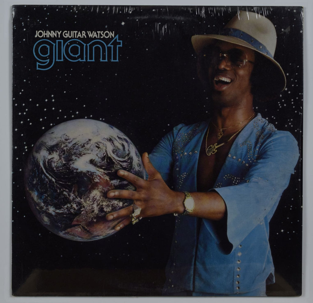 Johnny Guitar Watson | Giant