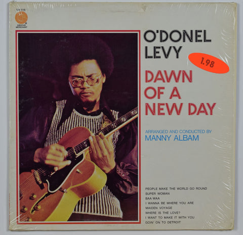 O'Donel Levy | Dawn Of A New Day