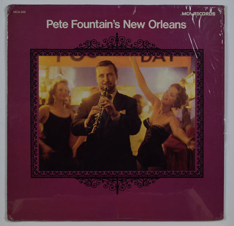 Pete Fountain | Pete Fountain's New Orleans