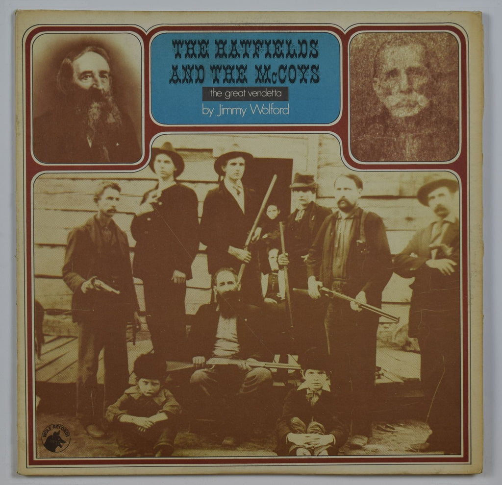 Jimmy Wolford | The Hatfields And The McCoys