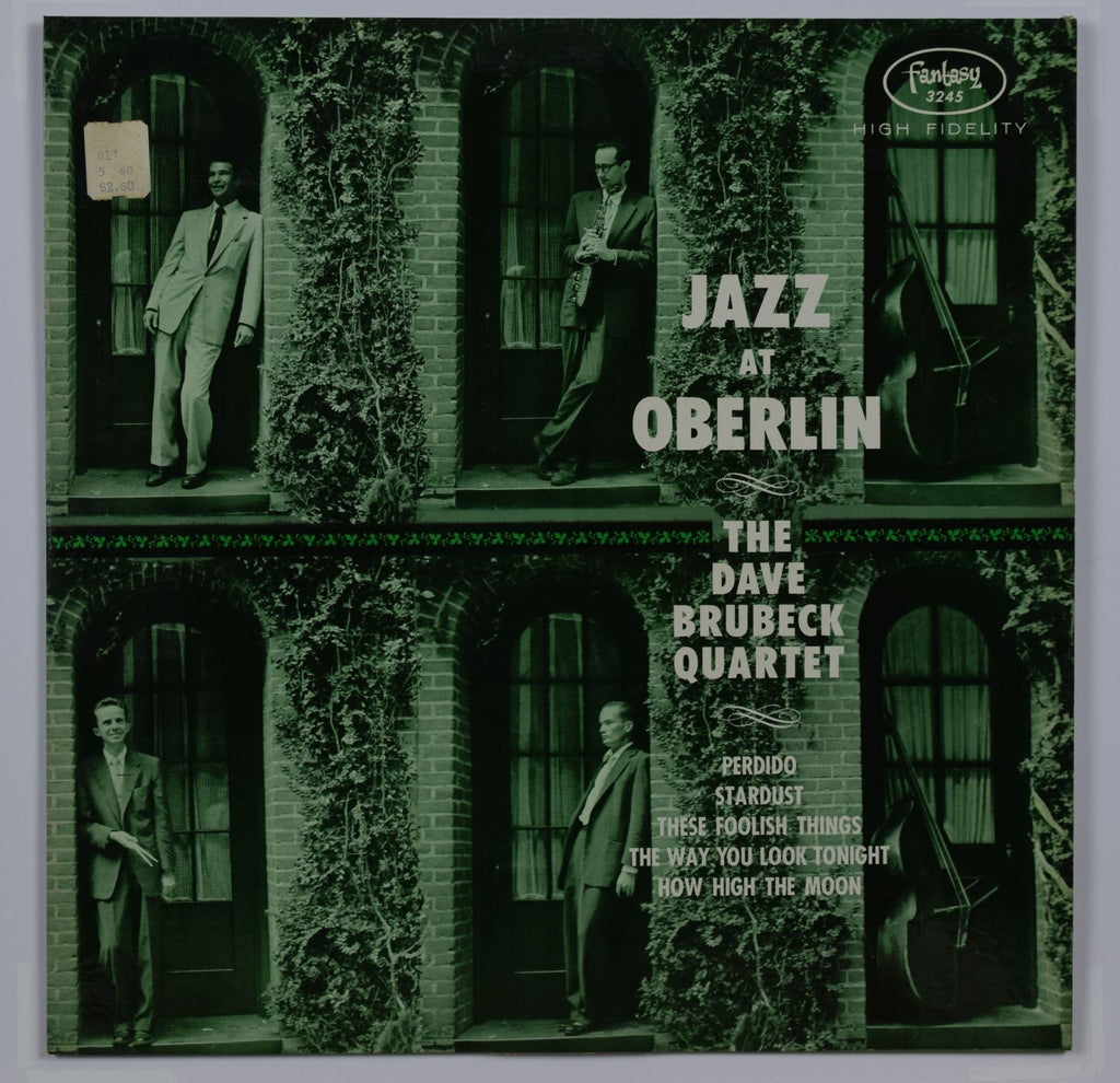 Dave Brubeck | Jazz At Oberlin