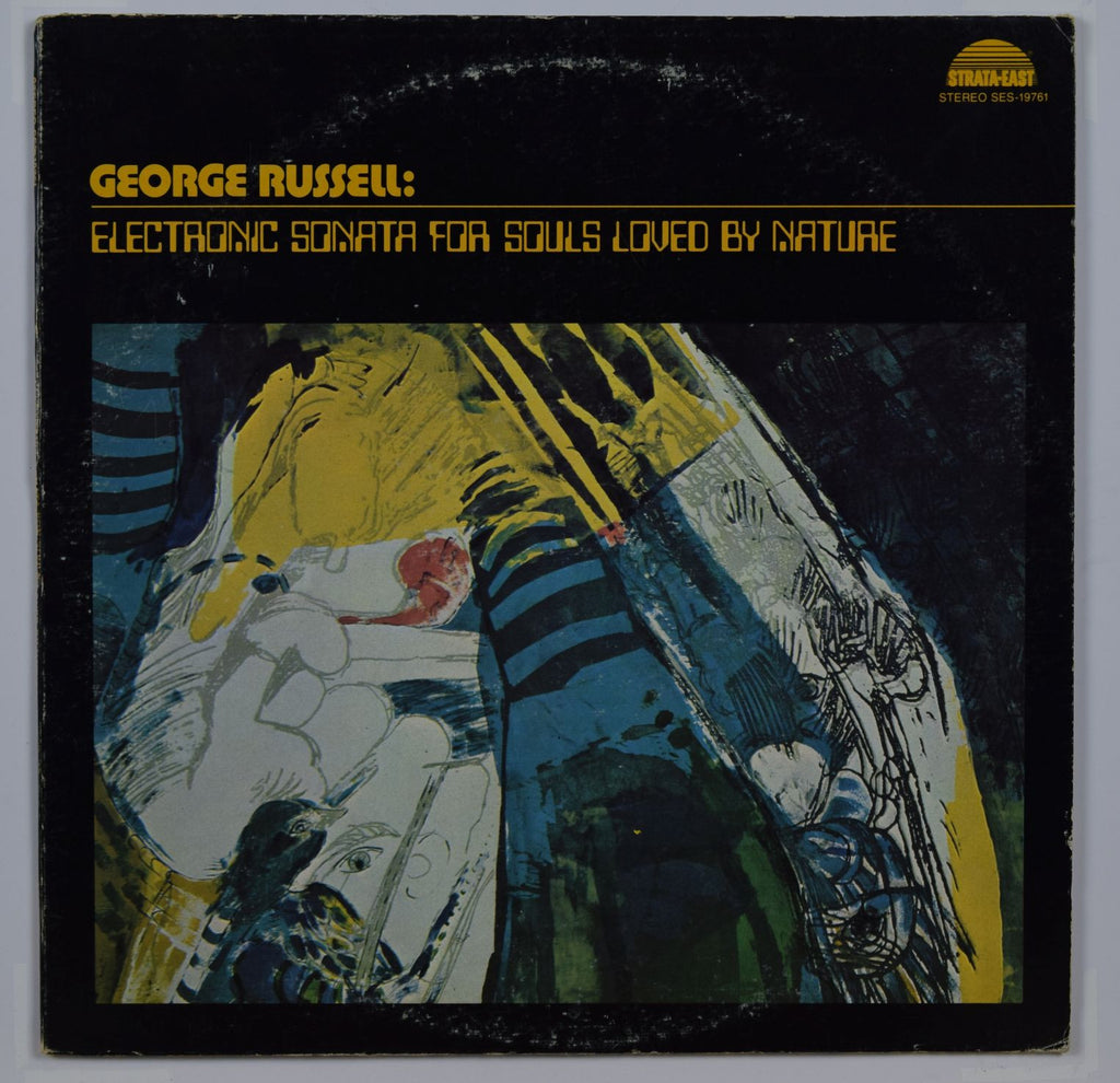 George Russell | Electronic Sonata For Souls Loved By Nature