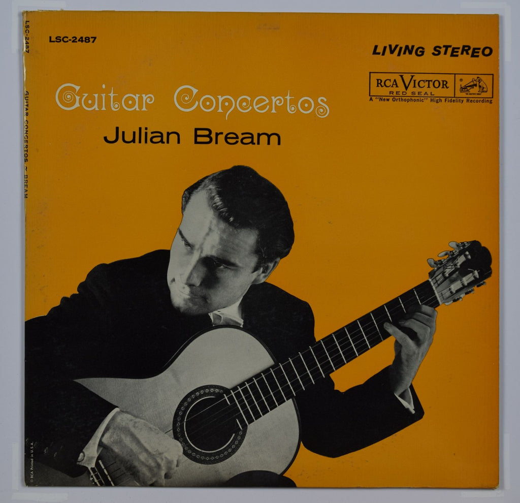 Julian Bream | Guitar Concertos
