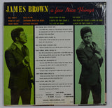 James Brown | Thinking About Little Willie John And A Few Nice Things