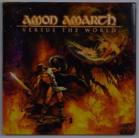 Amon Amarth | Versus The World