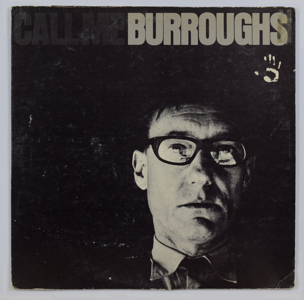 William Burroughs | Call Me Burroughs