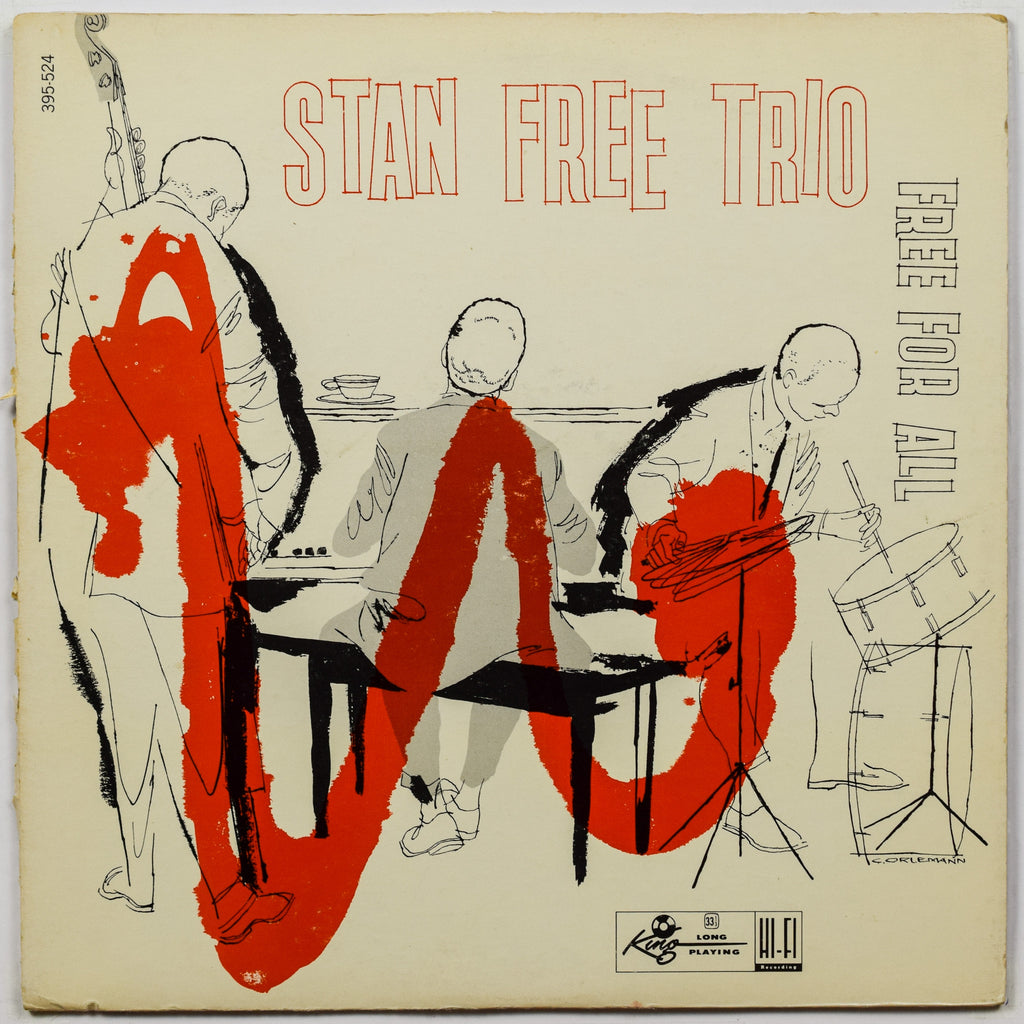 Stan Free Trio \ Free For All