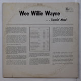 Wee Willie Wayne / Travelin' Mood