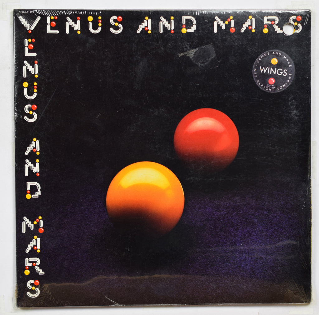 Wings / Venus And Mars