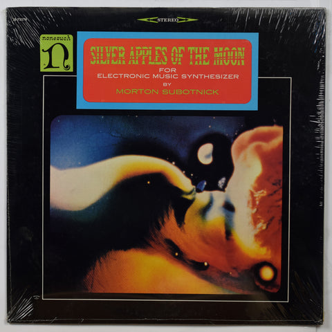 Morton Subotnick / Silver Apples Of The Moon