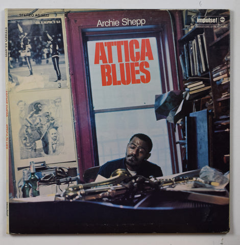 Archie Shepp / Attica Blues