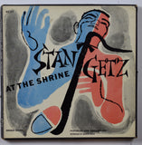 Stan Getz / At The Shrine