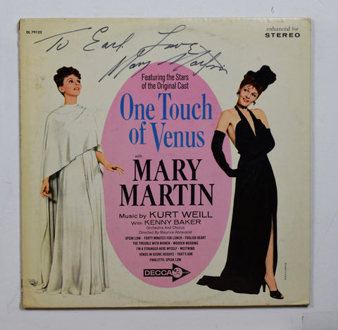 Kurt Weill - Mary Martin / One Touch Of Venus