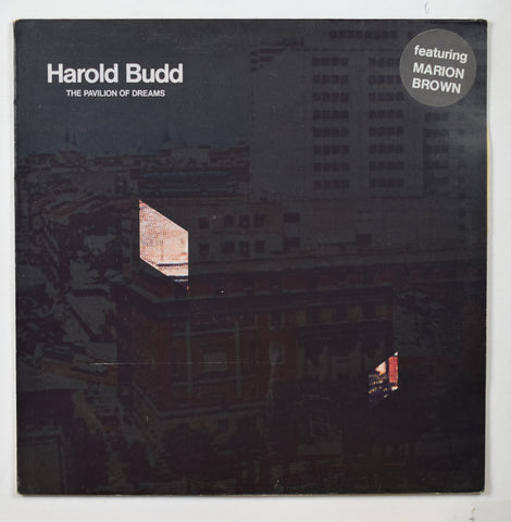 Harold Budd / The Pavilion Of Dreams