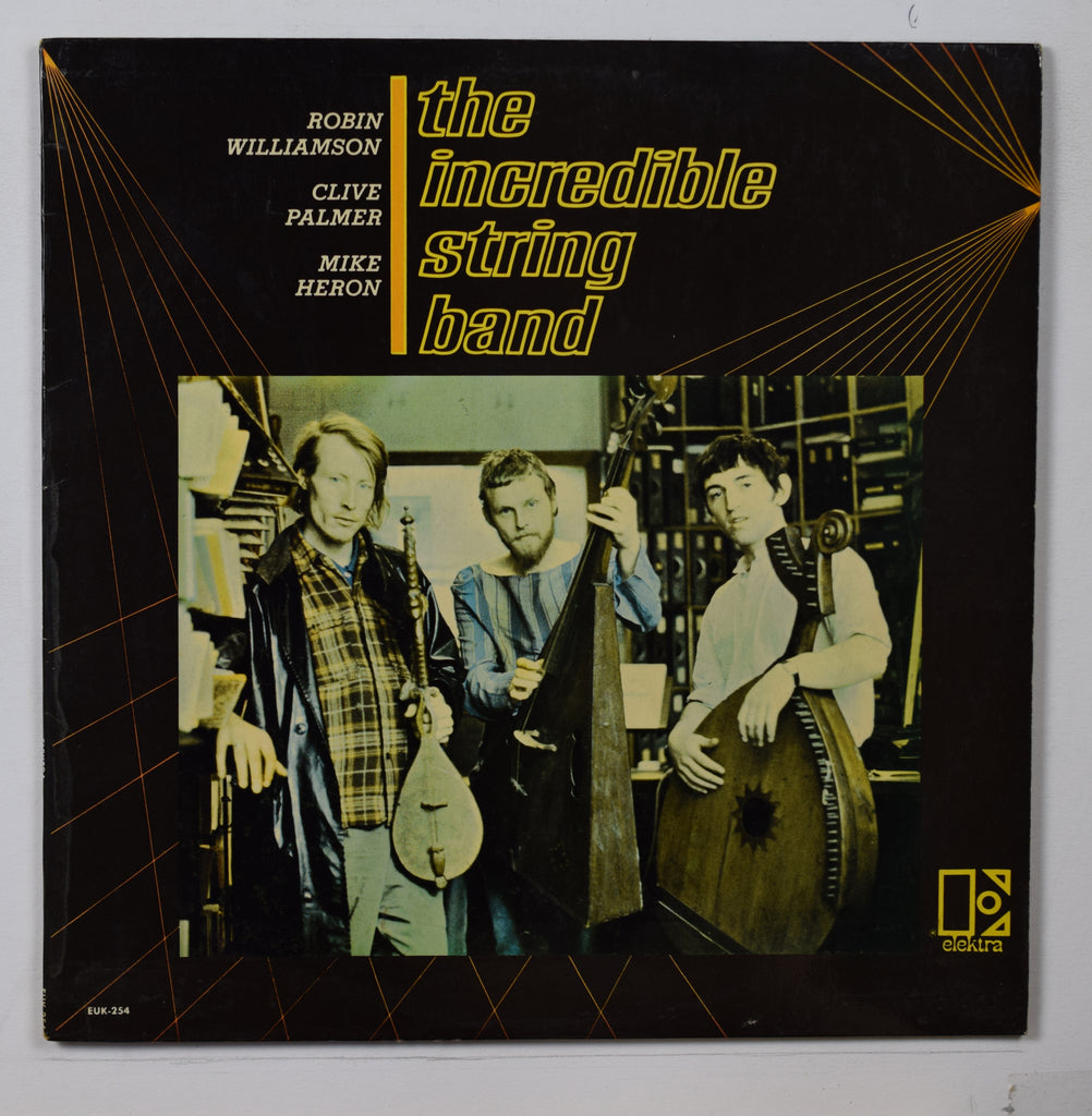 Incredible String Band / The Incredible String Band