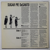 Sugar Pie DeSanto / Hello, San Francisco