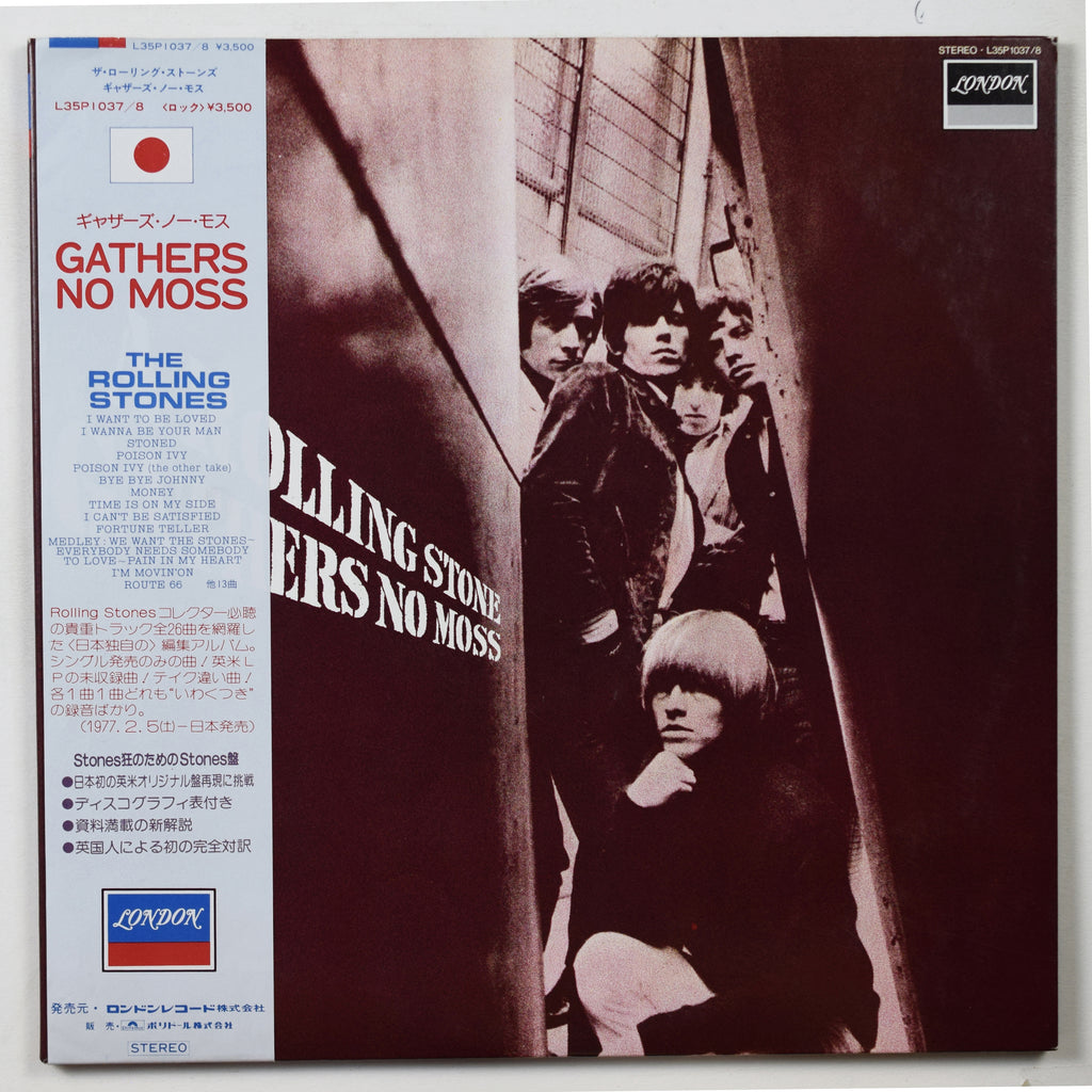 Rolling Stones / Gathers No Moss