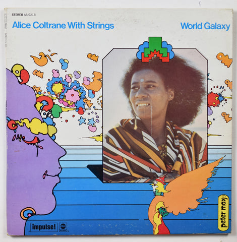 Alice Coltrane / World Galaxy