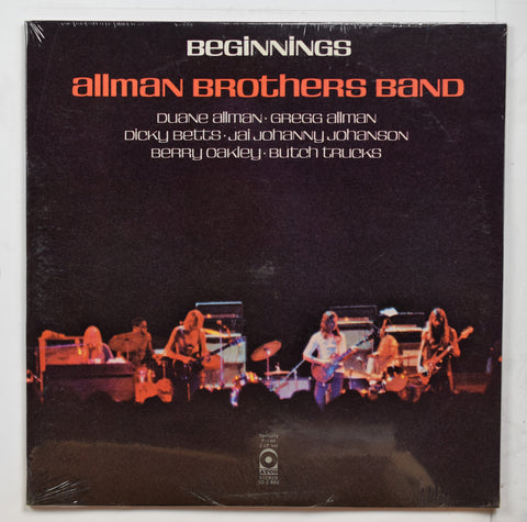 Allman Brothers / Beginnings