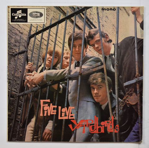 Yardbirds / Five Live Yardbirds