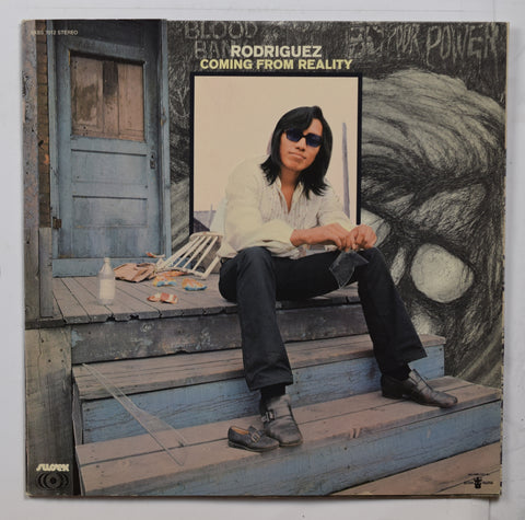Rodriguez / Coming From Reality