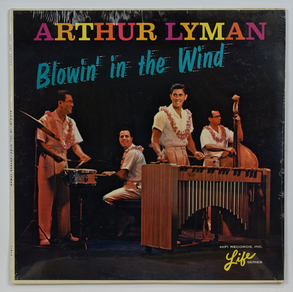 Arthur Lyman / Blowin' In The Wind
