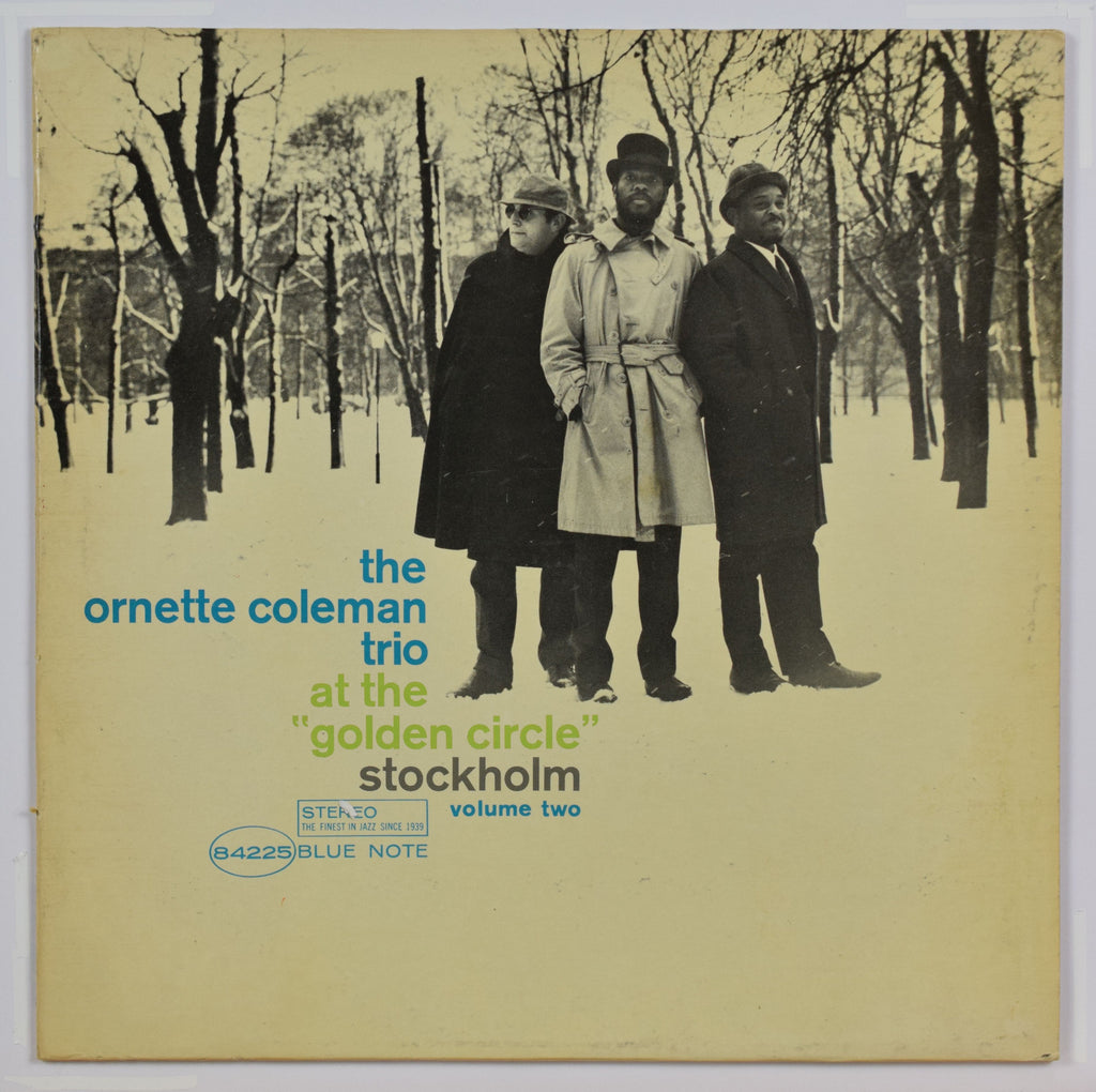 "The Ornette Coleman Trio | At The ""Golden Circle"" Stockholm Volume Two"