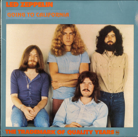 Led Zeppelin / Going To California