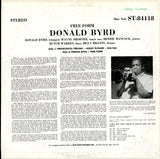 Donald Byrd / Free Form