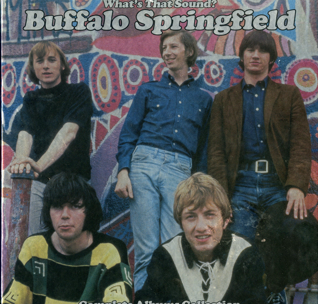 Buffalo Springfield / What's That Sound? Complete Albums Collection